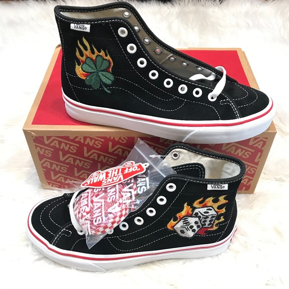 vans embroidery
